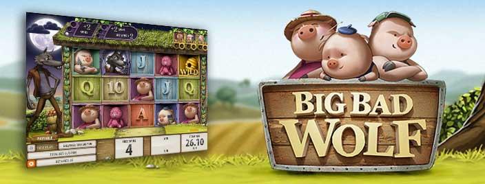 Big Bad Wolf Slot Machine Review & Free Online Demo Game