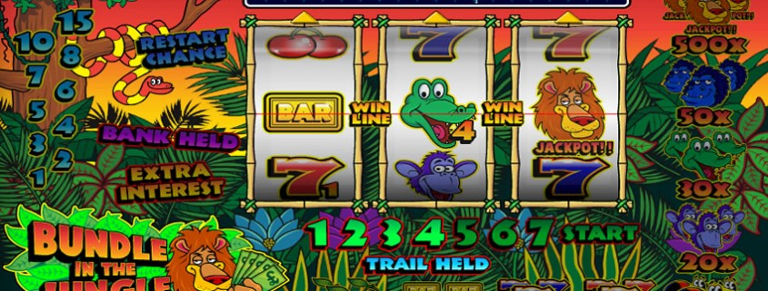 Jungle Bundle Slot Machine - Review and Free Online Game