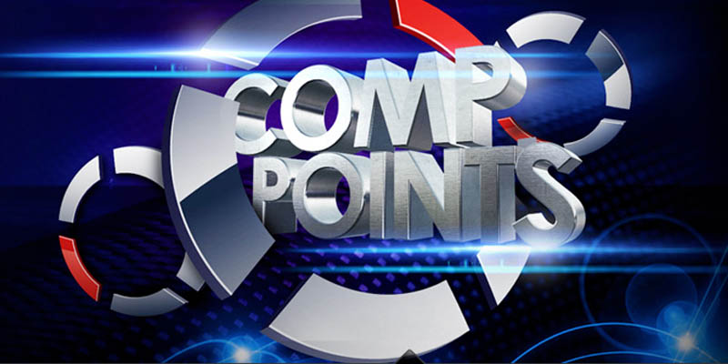 Betfred Comp Points