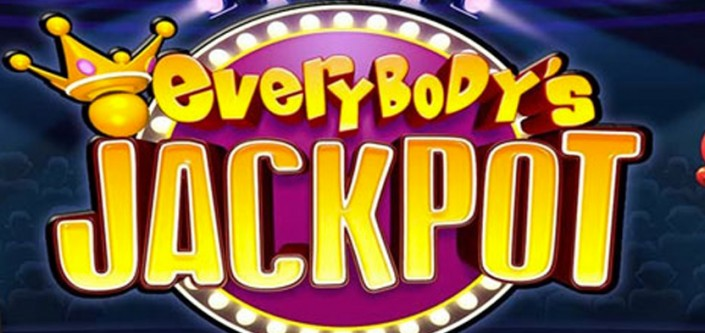 Play the Everybody's Jackpot Online Slots at Casino.com UK