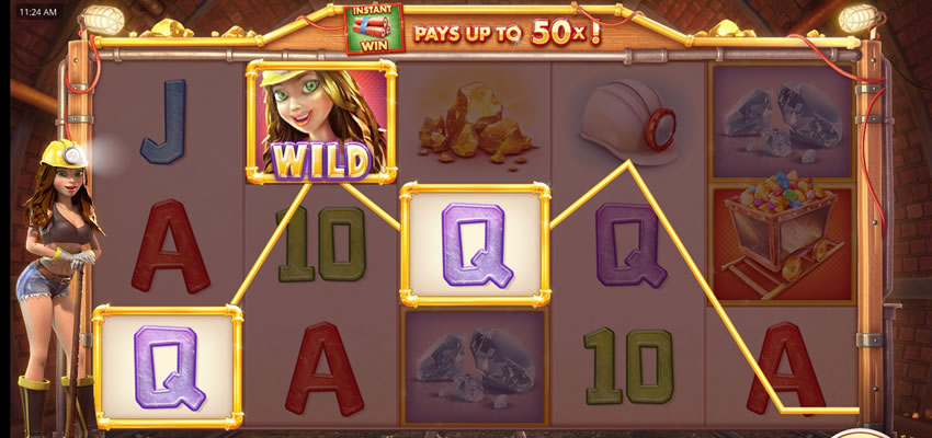 Paddy's Luck Mine Slot Machine - Play for Free Now