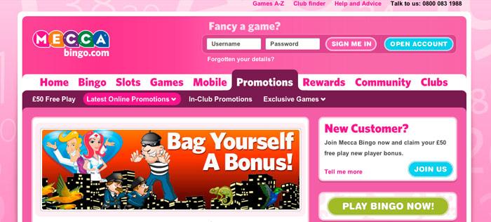 Mecca Games Bonus Boost