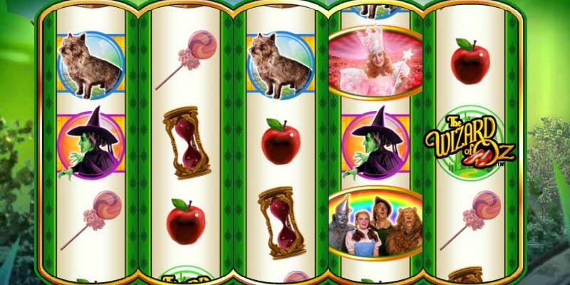 Ruby Slippers Slots