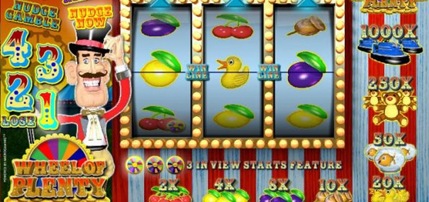 plenty jackpot online casino