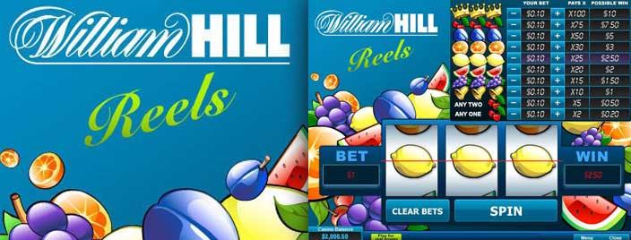William Hill Casino S Own William Hill Reels Pub Fruit