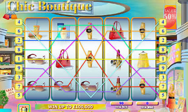 Drab to Fab Slot - Free to Play Demo Version