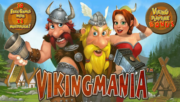 Play Viking Mania Online Slot at Casino.com UK