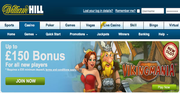 william hill online slots  slots
