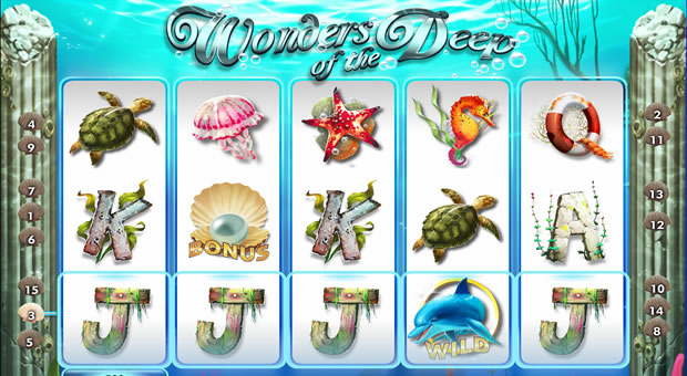 Wonders of the Deep Slot - Play for Free Instantly Online